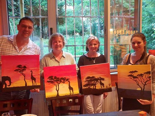"ArtNight am 26. Juli 2017 ""Afrika"""